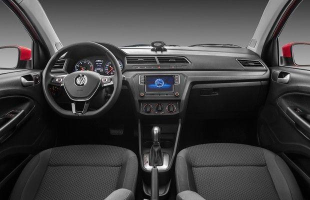 Volkswagen Gol Ganha Cambio Automatico Foto Divulgacao