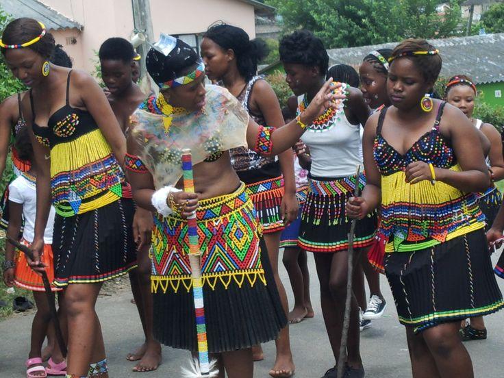 Umemulo Dresses By #Zandis'okuhle Traditional Hire