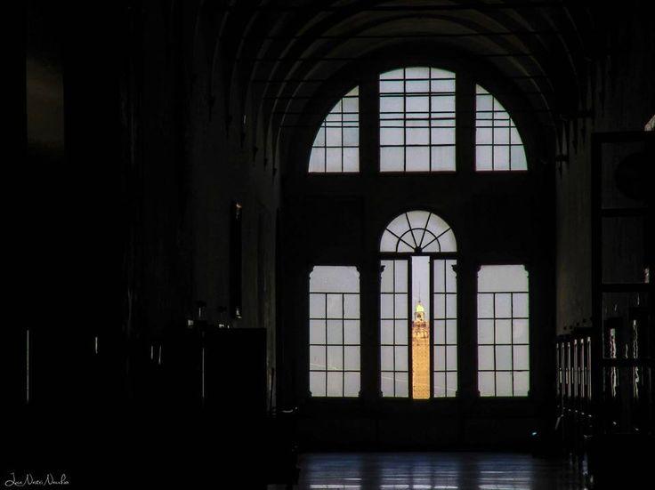 SELECTION OF THE DAY by #Expo #FineArt #Photography Il Cannocchiale Istituto Rizzoli (Bologna) - 2015 Photo © Luca Nastri Nacchio #Architecture