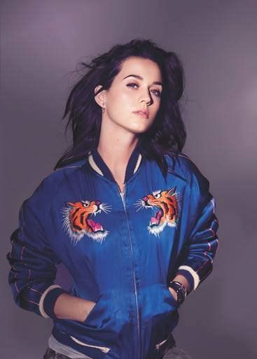 Katy Perry - japanese souvenir jacket - making my own!