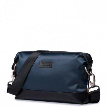SAMMONS Wysokiej klasy wodoodoprna nylonowa torba podróżna Niebieska