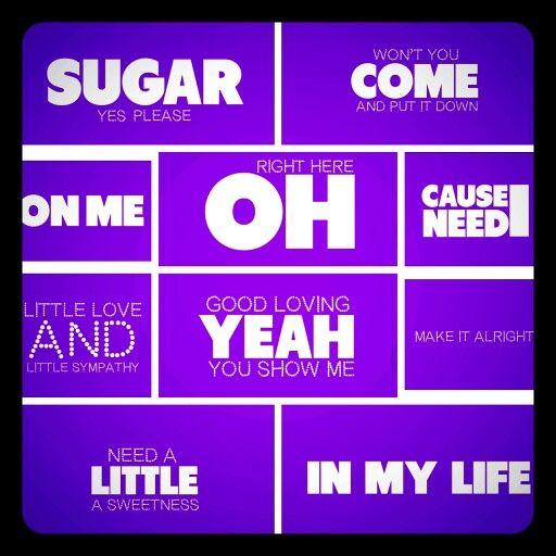 Sugar Maroon 5