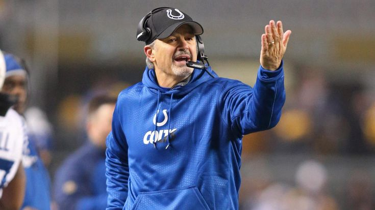 "Chuck Pagano Unconcerned About Job with Indianapolis Colts in Freefall - https://movietvtechgeeks.com/chuck-pagano-unconcerned-about-job-with-indianapolis-colts-in-freefall/-In Chuck Pagano's words: ""They can't eat you. They can fire you but they can't eat you."""