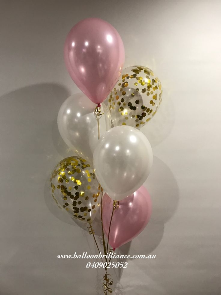 Gorgeous #floorbouquets #confettiballoons #confettiballoonscanberra #heliumballoonscanberra #goldconfetti #act #cbr #canberraballoons #BalloonBrilliance