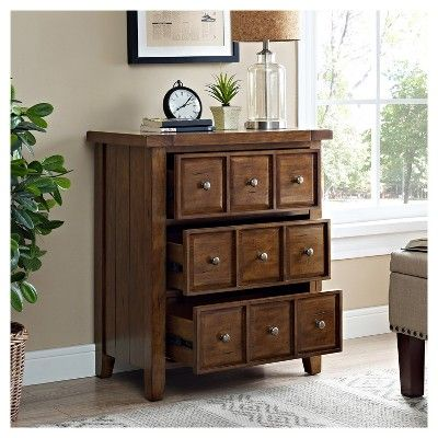 Crosley Chest Brown, Chest