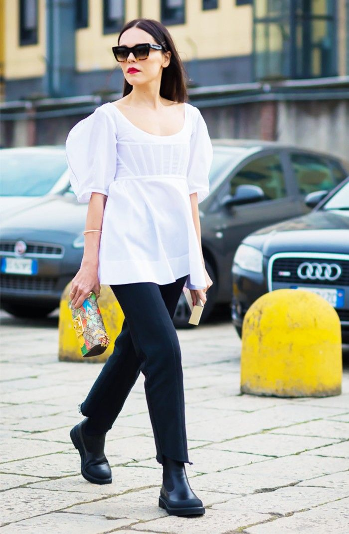 Prediction: These Are the Ankle Boots You'll See Everywhere Next Month via @WhoWhatWearUK