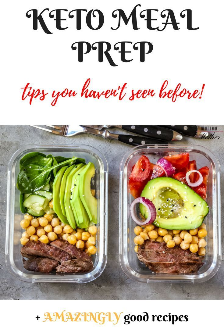 Keto Diet Plan: Keto Meal Prep Recipes If you're trying to meal prep for this week, you'll l…