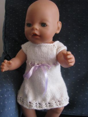 Ravelry: Kaia Babydolly by Rachel Evans