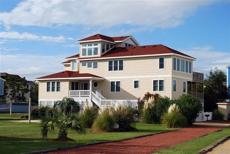 496 tropical peace vacation rentals duck outer banks