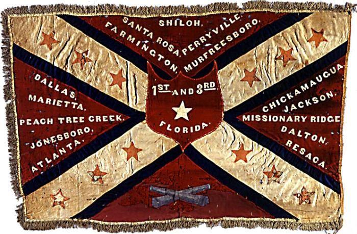Flags of the Civil War   Civil War History Discuss…