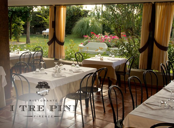 Enjoy the spring with food, wine, live music and a beautiful view at #RistoranteITrePini Firenze!!