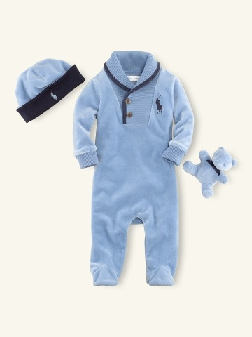 perfect outfit to bring a baby boy home