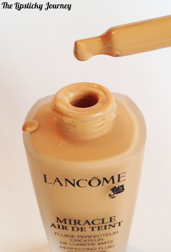 Il nuovo #fondotinta leggero come l'aria di Lancôme #thelipstickyjourney #beautyblog #lancome #makeup #review