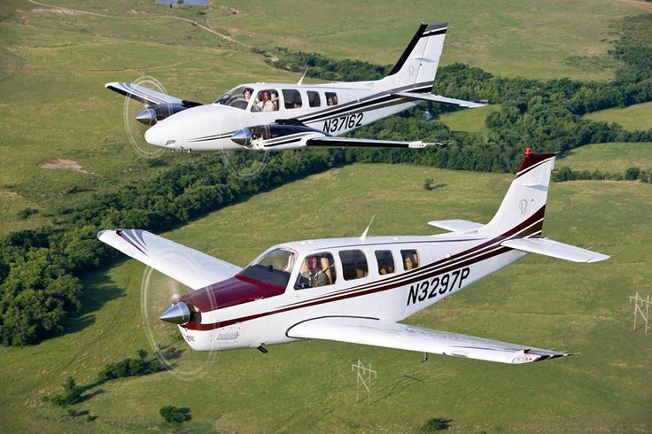 Beechcraft G58 Baron and Beechcraft G36 Bonanza