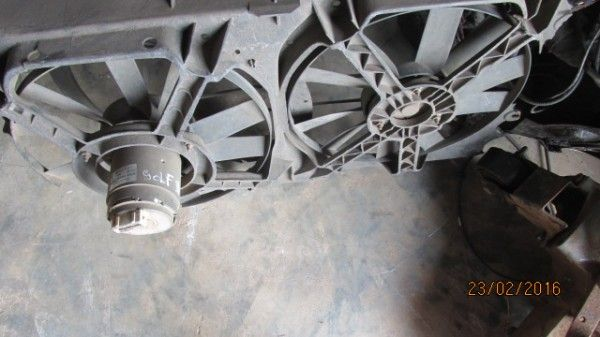 VW Golf 3 fan set - Used
