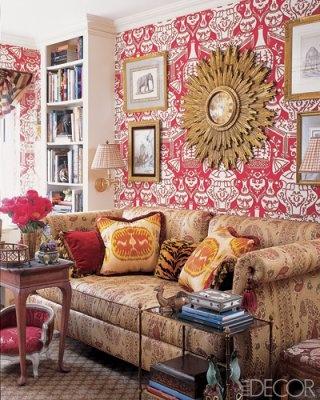 David Hicks interior design
