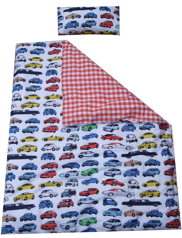 pimpelwit INTERIEUR STYLING - CONCEPT - ONTWERP: Pimpelwit product: jongens dekbed auto's