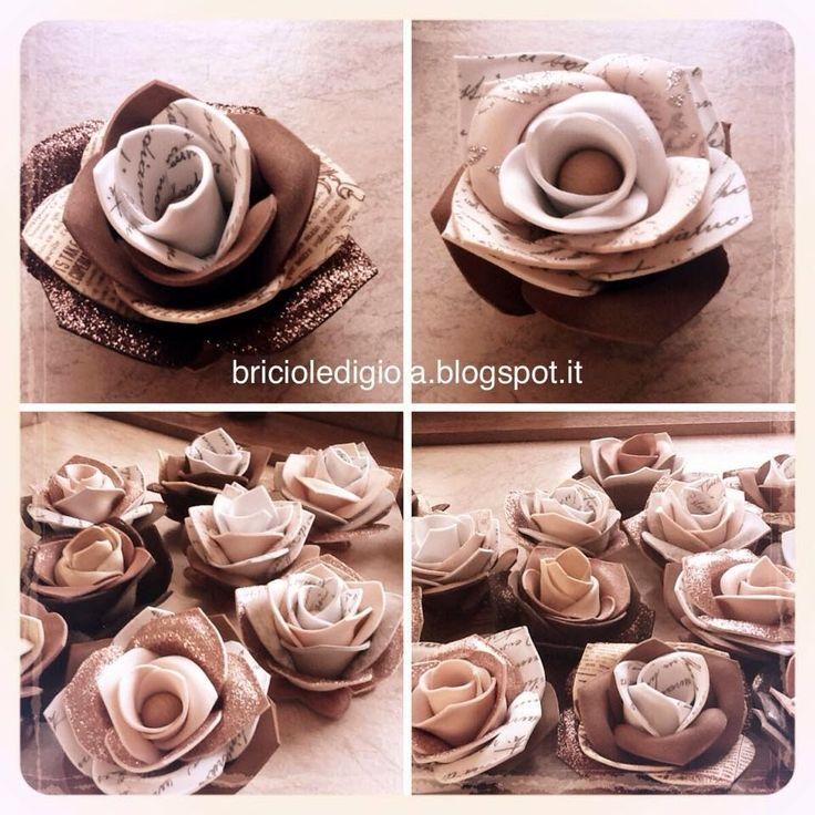 briciole di gioia: Le mie rose profumate in fommy