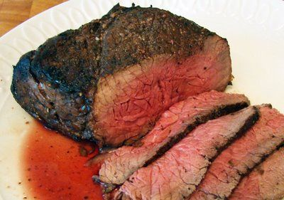 Easy London Broil Marinade:  Dissolve 1 tablespoon of brown sugar in 1/2 cup of soy sauce. Throw 2 teaspoons of red pepper flakes into the marinade if you want an extra kick.