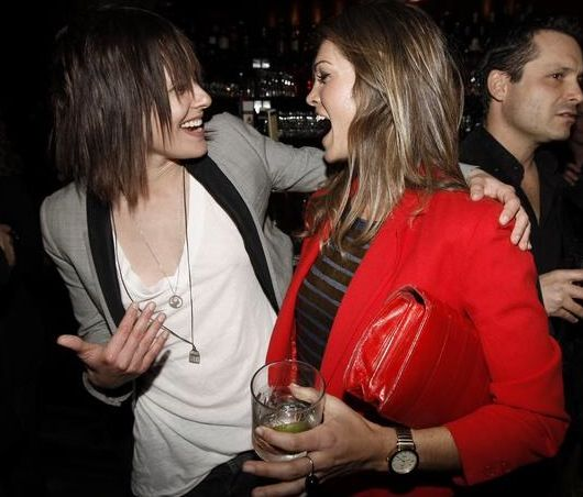 The L word cast members