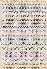 Dibujos en cuadriculas c02 | grecas