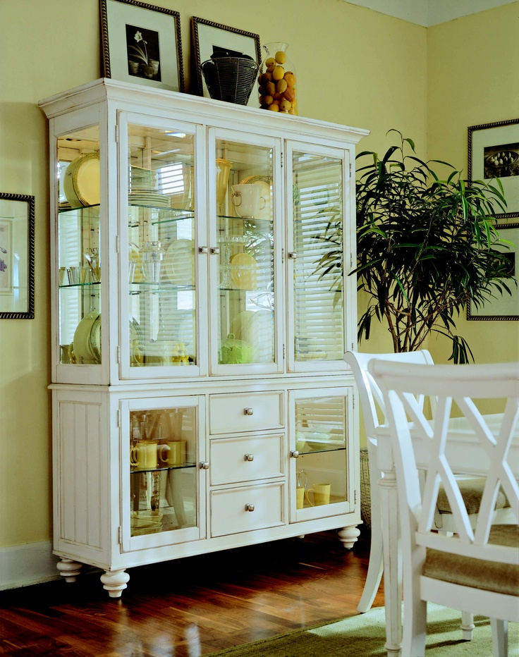 Best Of American Drew China Cabinet