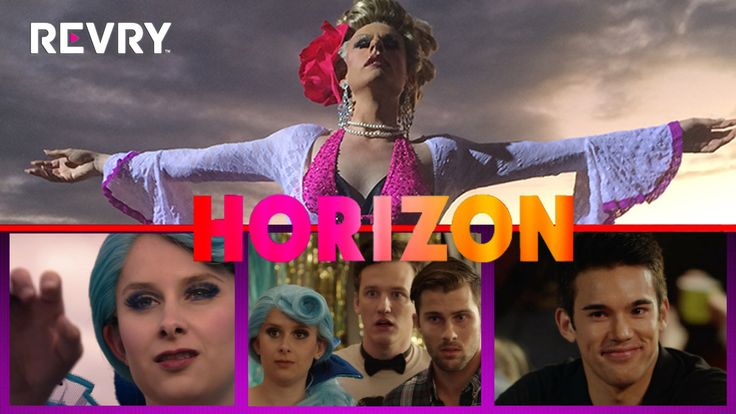 #TheHorizon is the most watched #gay #Web #Series in world! Catch it now for rental or purchase on #REVRY  https://revry.vhx.tv/products/the-horizon-1-hour-special
