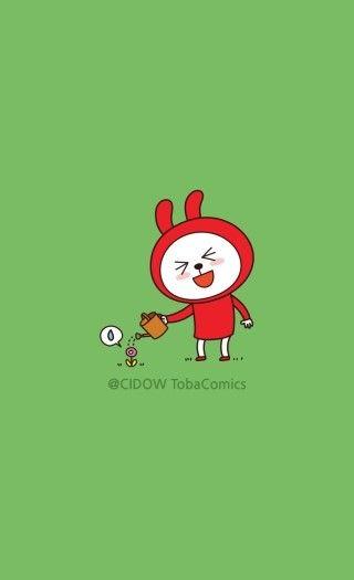 MissTOBA mobile wallpaper! ;-D http://blog.naver.com/tobacomics/30186672704