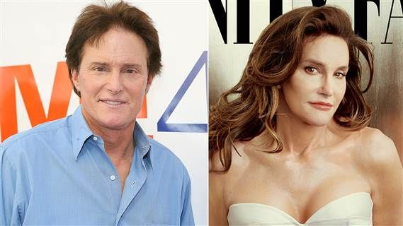 Meet Caitlyn Jenner: Former Bruce Jenner Debuts New Name, Dramatic Photos | No tea, no shade: Caitlyn did that.