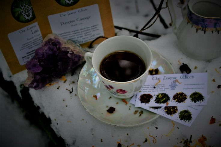 Any magical Tea part can use these wonderfull Tea's. Made with care and blessed by Mia TheForestWitch
