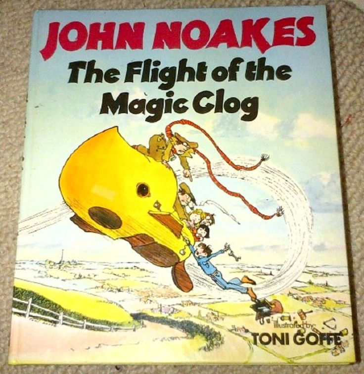 Flight of the Magic Clog by John Noakes (Paperback, 1980 ...