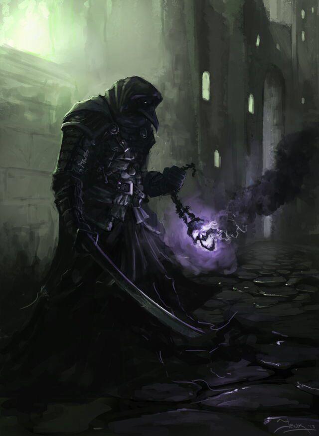 Hail the Raven Queen