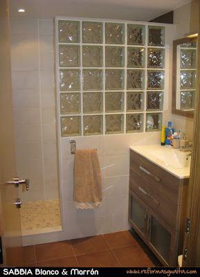Las 25 mejores ideas sobre duchas de vidrio en pinterest - Duchas con paves ...