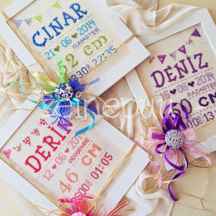 Zeinepuu: Çınar ♥ Derin ♥ Deniz ♥ doğum panosu ♥