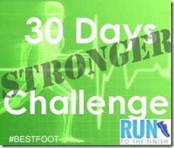 PT Tips for Running: 30 Day Challenge, Exercise Workouts, Challenges, Strength Challenge, 30 Days, Baby Workout, Runners, Runner Training, Physical Therapy