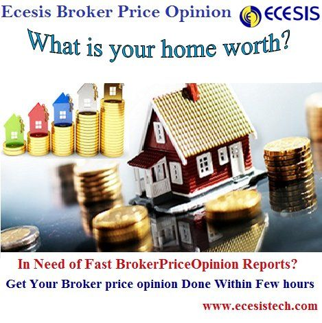 26 best Broker Price Opinion services images on Pinterest ...