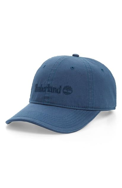 8ee5113c TIMBERLAND SOUTHPORT BEACH BASEBALL CAP - BLUE. #timberland ...