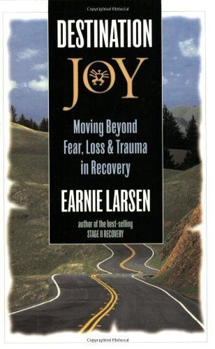 Destination Joy: Moving Beyond Fear. Loss, and Trauma in Recovery. by Earnie Larsen. Save 15 Off!. $11.86. Publisher: Hazelden (September 26, 2003). Author: Earnie Larsen