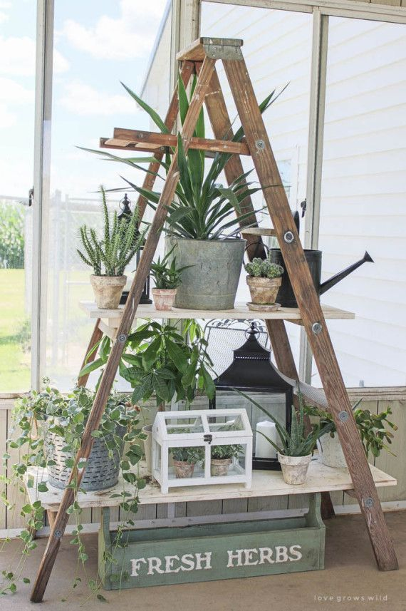 1000 ideas about old ladder decor on pinterest old ladder ladders