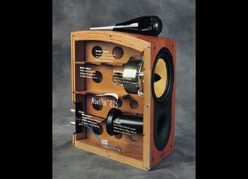 How To Brace A Speaker Cabinet Page 27 Diyaudio Hifi Audiocar Audiodiy