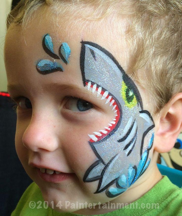 M s de 1000 ideas sobre pinturas de tigre para la cara en - Pinturas de cara para ninos ...
