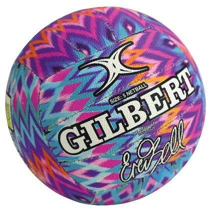 Gilbert Erin Bell Signature Netball