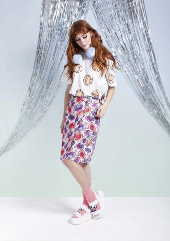Ariel T-Shirt – WND.LND