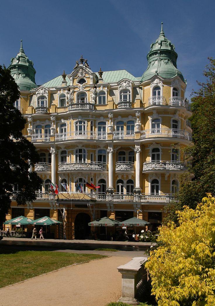 OREA Hotel Bohemia - Mariánské Lázně www.orea.cz/bohemia Hotel 4*