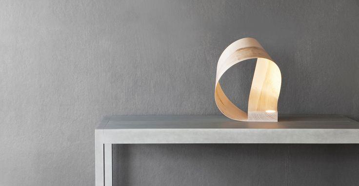 Lamp originating from natural shapes. Nikari-Milano-Lamp-Nature-Study-1