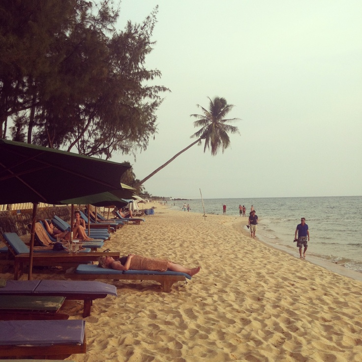 Phu Quoc - Cassia Cottage - beach - #Vietnam -  By #seheiah
