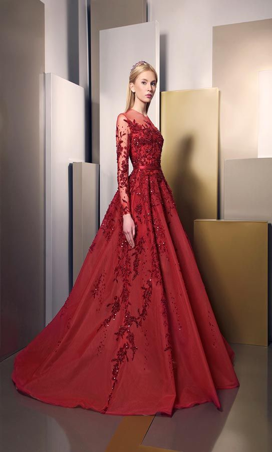 Discount couture evening dresses
