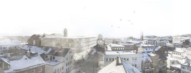 arkitekt trondheim enebolig funkis Trondheim tilbygg hytte arkitektur arkitetktegnet john sanden ingvild hodnekvam wenghuset sanden hodnekvam arkitetktegnet arkitektaugust hus rojo lian villa miljøvennlig bærekraftig — Sanden Hodnekvam Arkitekter / Arkitekter i Trondheim