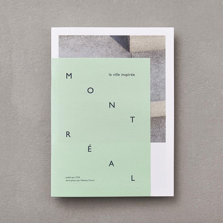 Our new Montreal store opens this Friday at 1310 Rue Sainte-Catherine Ouest and to celebrate we've been exploring the city's inspiring places in a special publication. Pick up a copy in store from Friday…