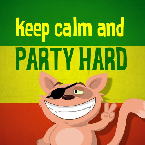 Keep calm and Party hard! Join us on Facebook and share away! https://www.facebook.com/safemoodscom